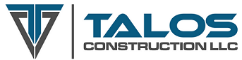 Talos Construction Logo